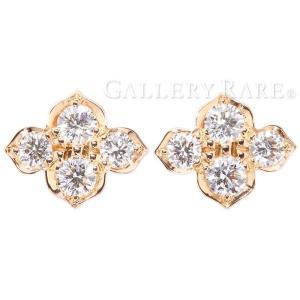 カルティエ ピアス ヒンドゥ ダイヤモンド K18PGピンクゴールド Cartier ジュエリー イヤリング ダイアモンド|gallery-rare