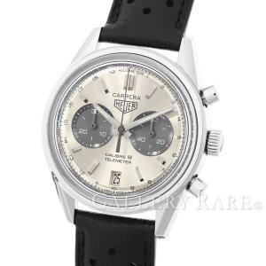 タグホイヤー カレラ クロノグラフ タキメーター グラスボックス CAR221A.FC6353 TAGHEUER 腕時計|gallery-rare
