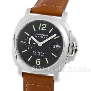 パネライ ルミノール マリーナ オートマティック 44mm G番 PAM00104 PANERAI 腕時計|gallery-rare