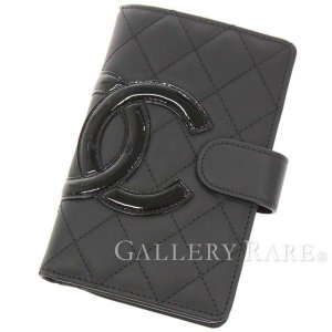 シャネル 財布 カンボンライン ココマーク マトラッセ 二つ折り財布 A50080 CHANEL|gallery-rare