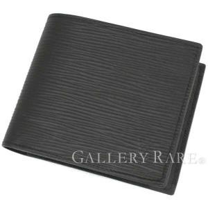 ルイヴィトン 財布 エピ ポルトフォイユ・マルコ NM M62289 LOUIS VUITTON ヴィトン 二つ折り財布 メンズ gallery-rare