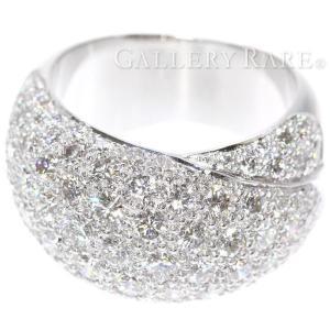 カルティエ リング コリゼ パヴェダイヤ ダイヤモンド K18WGホワイトゴールド サイズ57 Cartier ジュエリー 指輪 gallery-rare