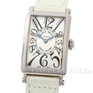 フランクミュラー ロングアイランド 白文字盤 902QZ FRANCK MULLER 腕時計 レディース|gallery-rare