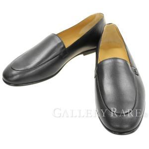 エルメス ローファー Primo プリモ カーフ スリッポン メンズサイズ41 1/2 靴 メンズ ビジネスシューズ モカシン|gallery-rare