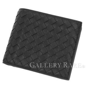ボッテガヴェネタ 二つ折り財布 イントレチャート VN コインケース付き 二つ折りウォレット 193642 メンズ ボッテガ|gallery-rare