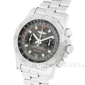 ブライトリング スカイレーサー グレー文字盤 A27362 BREITLING 腕時計 gallery-rare