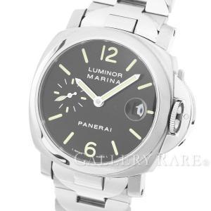 パネライ ルミノール マリーナ 40mm I番 PAM00050 PANERAI 腕時計|gallery-rare