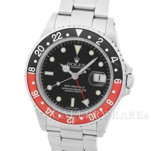 ロレックス GMTマスター2 デイト K番 16710 ROLEX 腕時計|gallery-rare