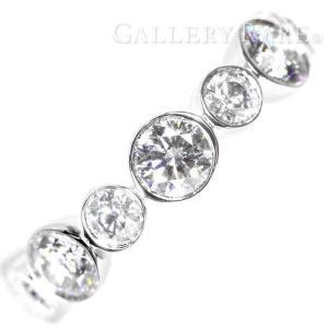 ティファニー リング ジャズ ダイヤモンド 約2ct プラチナ950 PT950 リングサイズ約7号 Tiffany&co. ジュエリー ダイアモンド 指輪|gallery-rare