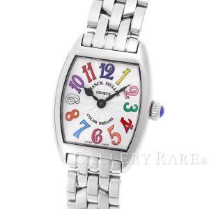 フランクミュラー トノーカーベックス インターミディエ カラードリーム クォーツ  2252QZ 腕時計 gallery-rare