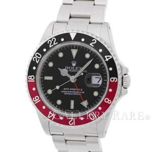ロレックス GMTマスター2 デイト U番 16710 ROLEX 腕時計|gallery-rare