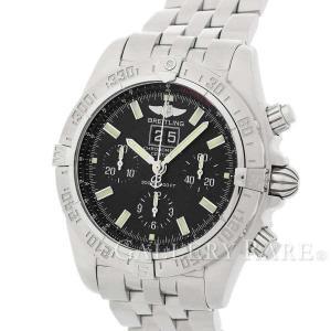 ブライトリング クロノマット ブラックバード A44359 BLACKBIRD BREITLING 腕時計 クロノグラフ|gallery-rare