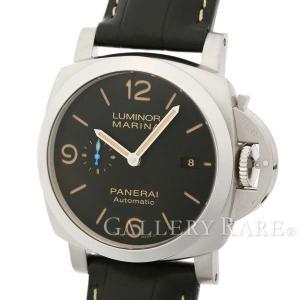 パネライ ルミノール マリーナ 1950 3デイズ オートマティック アッチャイオ T番 PAM01312 PANERAI 腕時計|gallery-rare