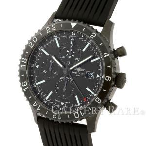 ブライトリング クロノライナー ブラックスティール M2431013/BF02 BREITLING 腕時計|gallery-rare