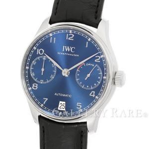 IWC ポルトギーゼ オートマティック 7デイズ IW500...