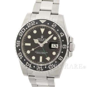 ロレックス GMTマスター2 デイト ランダムシリアル ルーレット 116710LN ROLEX 腕時計|gallery-rare