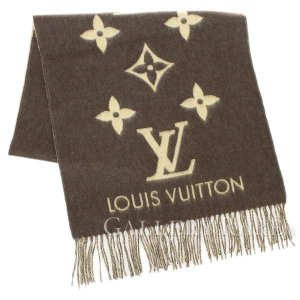 ルイヴィトン マフラー エシャルプ レイキャビック M71041 LOUIS VUITTON ヴィトン|gallery-rare