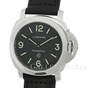 パネライ ルミノール ベースロゴ アッチャイオ T番 PAM01000 PANERAI 腕時計|gallery-rare
