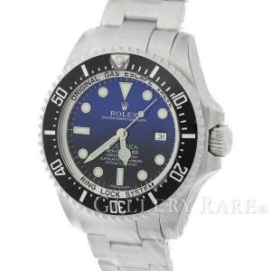 ロレックス シードゥエラー ディープシー Dブルー ランダムシリアル ルーレット 116660 ROLEX 腕時計 gallery-rare