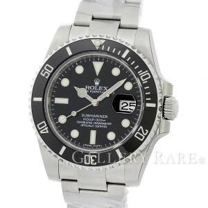 ロレックス サブマリーナ デイト ランダムシリアル ルーレット 116610LN ROLEX 腕時計...