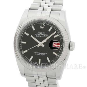 ロレックス デイトジャスト 116234 ランダム ルーレット ROLEX 腕時計|gallery-rare