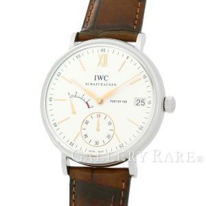 IWC ポートフィノ ハンドワインド 8デイズ IW510103 腕時計...