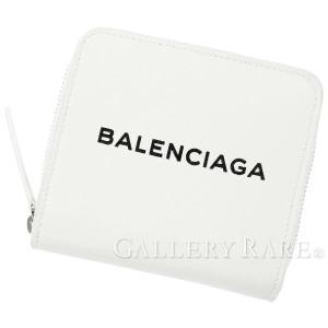 バレンシアガ 二つ折り財布 ロゴ 490618 BALENCIAGA 財布|gallery-rare