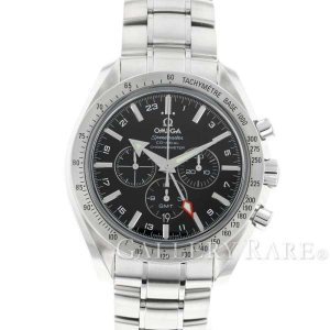 オメガ スピードマスター ブロードアロー コーアクシャル GMT 3581.50 OMEGA 腕時計...