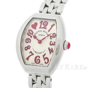 フランクミュラー ハートトゥハート トレゾ 5002S QZC11HJRED FRANCK MULLER 腕時計 レディース gallery-rare