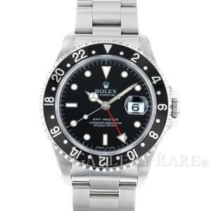 ロレックス GMTマスター 黒黒ベゼル T番 16700 ROLEX 時計