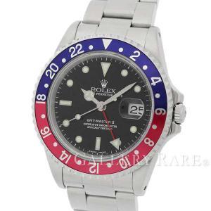 ロレックス GMTマスター2 デイト P番 16710 ROLEX 腕時計|gallery-rare
