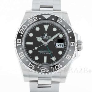 ロレックス GMTマスター 2 デイト 黒ベゼル ランダムシリアル ルーレット 116710LN ROLEX 腕時計 ウォッチ|gallery-rare