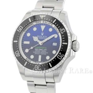 ロレックス シードゥエラー ディープシー Dブルー ランダムシリアル ルーレット 116660 ROLEX 腕時計 ウォッチ ダイバーズ gallery-rare