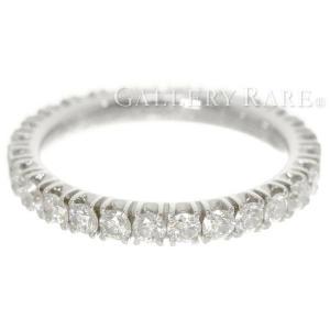 カルティエ エタンセル ドゥ カルティエ ウェディング リング ダイヤモンド 0.93ct プラチナ950 B4087100 約8号|gallery-rare