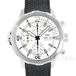 IWC アクアタイマー クロノグラフ IW376801 腕時計 アイ・ダブリュー・シー ウォッチ...