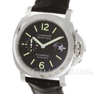 パネライ ルミノール マリーナ オートマティック 44mm S番 PAM00104 PANERAI 腕時計|gallery-rare