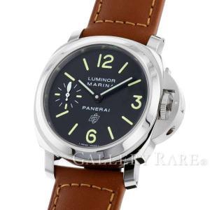パネライ ルミノール マリーナ ロゴ アッチャイオ PAM01005 T番 PANERAI 腕時計 ウォッチ|gallery-rare