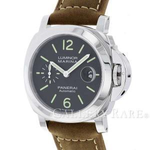 パネライ ルミノール マリーナ オートマティック T番 PAM01104 PANERAI 腕時計|gallery-rare