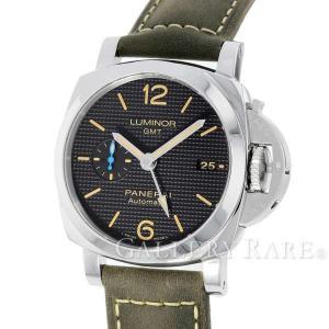 パネライ ルミノール 1950 3デイズ GMT オートマティック アッチャイオ T番 PAM01535 PANERAI 腕時計 ウォッチ|gallery-rare