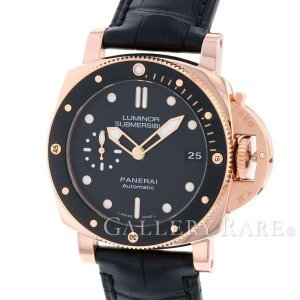 パネライ ルミノール サブマーシブル 1950 3デイズ オートマティック オロロッソ T番 PAM00684 PANERAI 腕時計|gallery-rare