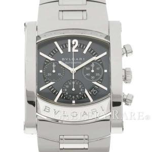 ブルガリ アショーマ クロノグラフ AA48SCH BVLGARI 腕時計 ウオッチ