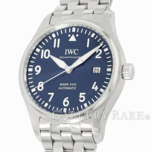 IWC パイロットウォッチ マークXVIII プティ プランス IW327014 腕時計 マーク18...