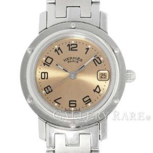 エルメス クリッパー クォーツ CL4.210 HERMES 腕時計 ウォッチ レディース