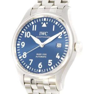IWC パイロットウォッチ マークXVIII プティ・プランス IW327016 腕時計 マーク18...