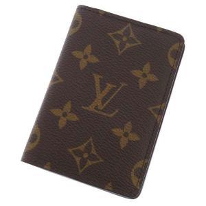 ルイヴィトン カードケース モノグラム ポケット・オーガナイザー M60502|gallery-rare