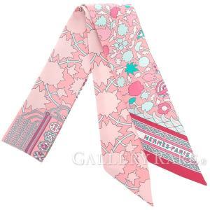 エルメス スカーフ ツイリー シルクツイル ペルシャ絨毯 Tapis Persans HERMES シルクスカーフ|gallery-rare