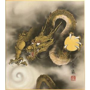 角は鹿、頭は駱、目は兎、体は大蛇、腹は蜃、背中の鱗は鯉、爪は鷹、掌は虎、耳は牛にそれぞれ似るとされ『...