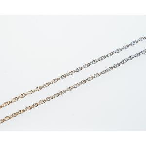 シルバー アズキチェーン(Silver Azuki Chain) 60cm CH10|gallery2100