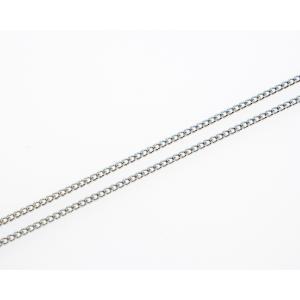シルバー キヘイチェーン 60cm CH9|gallery2100