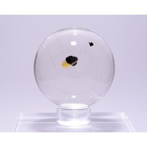 水晶丸玉69.5ミリ内包物入り|gallery2100|02